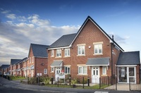 Get on to the housing ladder in Walsall in 2016 with help from Lovell Homes
