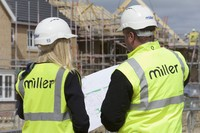 Miller Homes Southern lays the foundations for hundreds of new homes