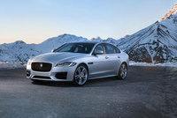 Jaguar launches new XF All-Wheel Drive in UK