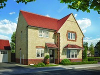 Larger homes reflect an abundance of space at popular Horsehill Meadows, Evercreech