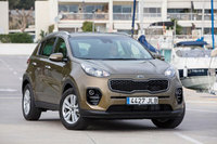 All-new Kia Sportage - Advanced technologies and enhanced interior