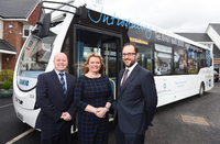 Climb aboard Countryside's new Boothstown bus