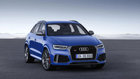 Upwardly mobile - The new 367PS Audi RS Q3 performance