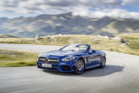 New Mercedes-Benz SL Roadster - Pricing and specification announced