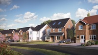 Lovell set to open the doors of new show homes at Larkhall development