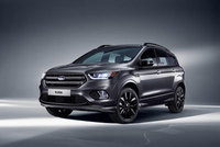 Ford unveils advanced, sporty and efficient new Kuga SUV