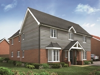New Taylor Wimpey showhome simply has to be seen at Hawthorne Meadow