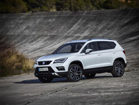 Seat unveils 'Ateca' - its first SUV