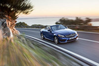 The new C-Class Cabriolet: Unlimited opening times