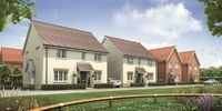 Work has started on new homes at Greenside in Ferring