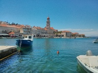It's all about food, yoga and walking in Croatia this May