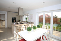 The show home is open, so why not spend Easter house hunting in Easingwold