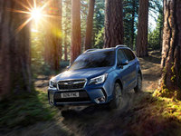 New technologies and greater refinement for upgraded 2016 Subaru Forester