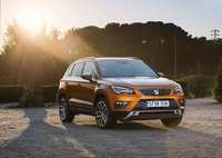 Seat set to stir up compact SUV market with temptingly priced Ateca