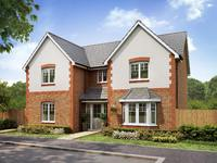 New showhomes coming soon to Milby Hall at The Farm, Nuneaton