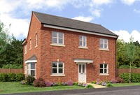 Live the high life in new Highfields showhome in Derbyshire