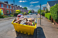 Skip hire is on the rise in the DIY market