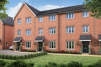 Act quickly to grab the last home remaining at Taylor Wimpey's Nelsons Quarter