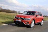 New Volkswagen Tiguan is open for order