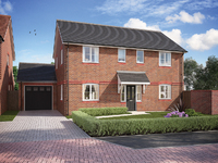 Oakwood Grange launch is a sell out success for Bellway