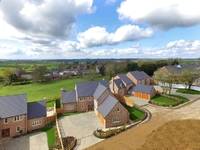 Luxury rural living at flagship development, Manor Farm in Tugby