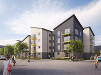 Housebuilder unveils latest designs at Picket Twenty