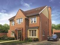 Brand new Taylor Wimpey homes coming soon to High Wycombe