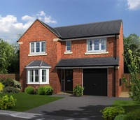 Last chance to secure a brand new home for summer in Thorpe Willoughby