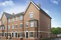 Two fabulous new showhomes now open at Bakers Quarter in Eastleigh