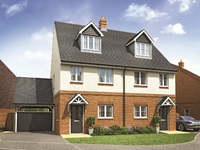 Stunning showhomes now on sale at Taylor Wimpey's Bridgefield!
