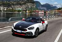 UK prices announced for the new Abarth 124 spider