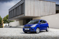 All-new Ford KA+ offers outstanding space, economy and driving fun