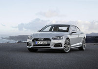 The all-new Audi A5 and S5 Coupe