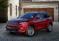 Jeep announces new top-of-the-range Cherokee Overland version