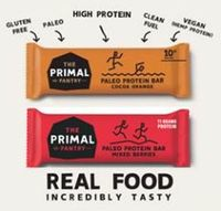 The cleanest protein bars around