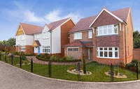 Last few homes remaining at Coate at Badbury Park