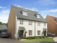 Experience the stunning showhomes now open at Steppingley Gardens, Flitwick