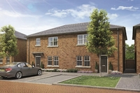 Taylor Wimpey makes it easy to buy a new home with a choice of incentives at Hastings Court