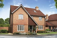 Step up to the fabulous 'Fleet' or 'Hartley' at Brambleside, Crookham Village