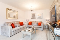 Experience the stunning showhomes at Burntwood Manor