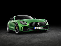 "The new Mercedes-AMG GT R: Developed in the ""Green Hell"""