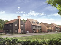 Make a date to see the new show homes at The Limes, Leybourne Chase