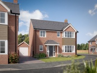 Top-class village homes to be unveiled in Werrington, Staffordshire