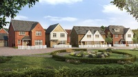 Redrow homes at Westley Green