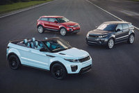 Range Rover Evoque hits five years of UK production