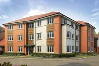 View apartment now open at Strawberry Fields, Locks Heath