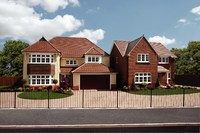 Redrow prepares to touch down with a new development near Rugby