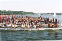M&S staff fired up by Dragon Boat racing