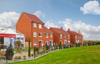 Fresh selection of new homes on sale at New Berry Vale in Aylesbury