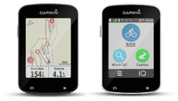 The Garmin Edge 820 and Edge Explore 820